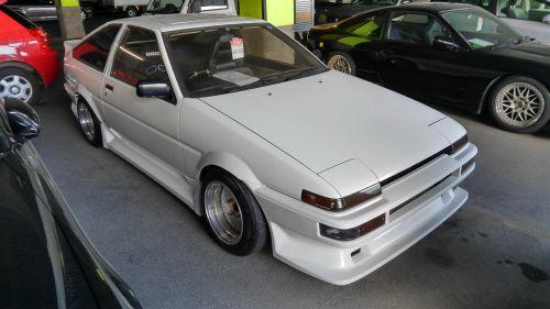 1987 Toyota Sprinter GT APEX 3