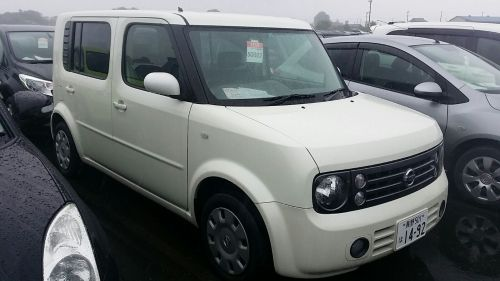 2005 Nissan Cube Cubic 1.5L 7-seater 2WD 3