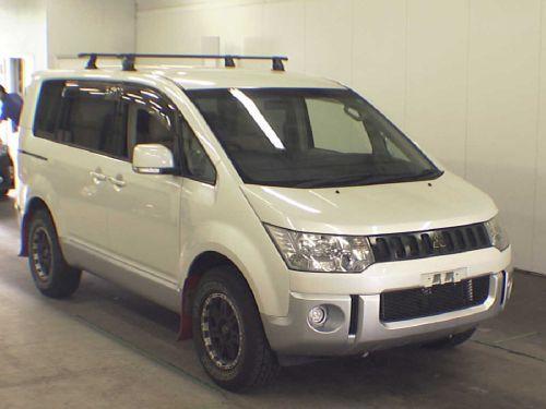 2007 Mitsubishi Delica D5 3