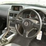 1999 Nissan Skyline R34 GTR VSpec interior