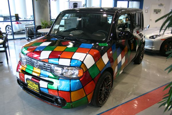 Nissan Cube Z11 Import from Japan - Prestige Motorsport