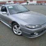 Nissan Silvia S15 turbo 1