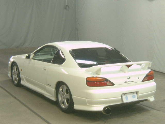 S15 Spec R turbo 20