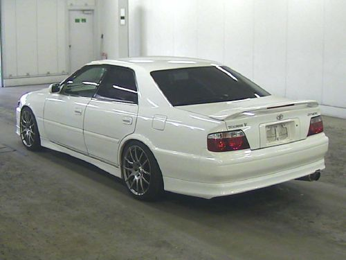 Toyota Chaser Tourer V rear