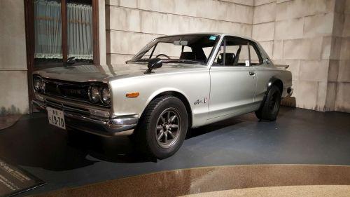1970 Hakosuka GTR