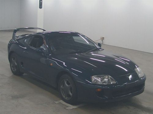1994 Toyota Supra RZ TT auto auction front