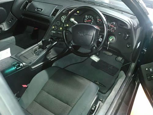 1994 Toyota Supra RZ TT auto interior 2