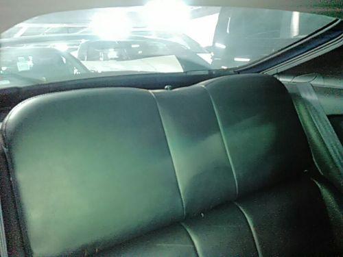 1994 Toyota Supra RZ TT auto rear seat