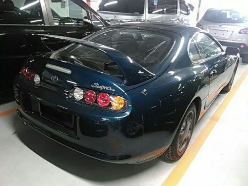 1994 Toyota Supra RZ TT auto rear