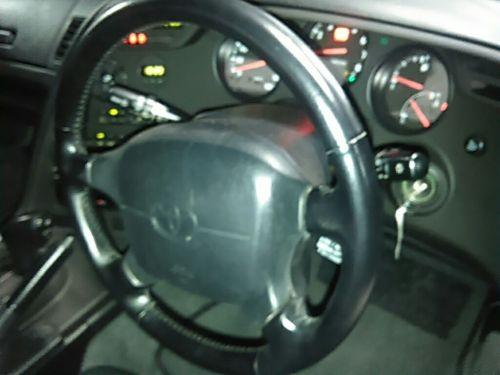 1994 Toyota Supra RZ TT auto steering wheel