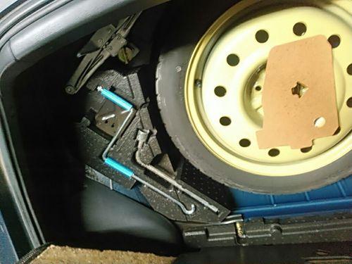 1994 Toyota Supra RZ TT auto toolkit