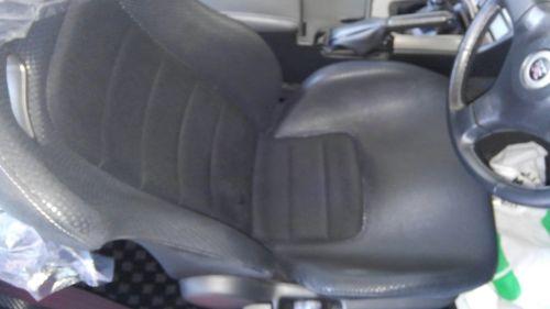 2000 Nissan Skyline R34 GTR V Spec 2 silver driver seat