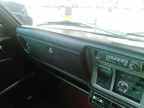 1970 Toyota Crown MS51 Coupe dash