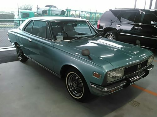 1970 Toyota Crown MS51 Coupe front auction