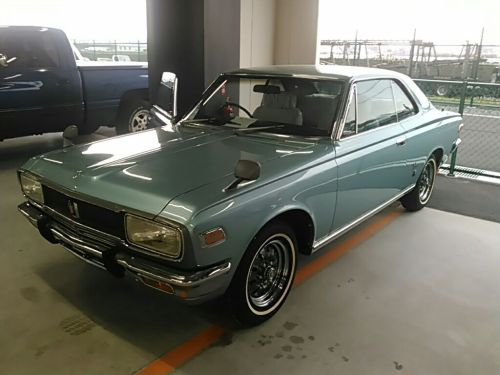 1970 Toyota Crown MS51 Coupe front other side