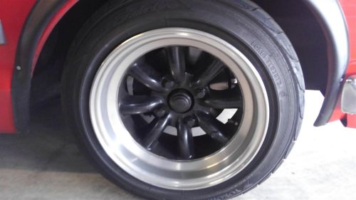 1971 Nissan Skyline KGC10 coupe GT-X Watanabe wheel