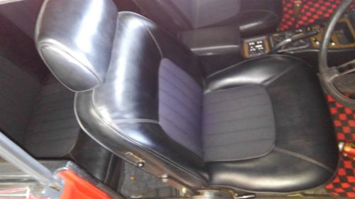 1971 Nissan Skyline KGC10 coupe GT-X driver's seat