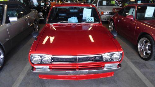 1971 Nissan Skyline KGC10 coupe GT-X front 2
