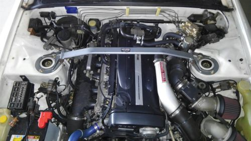 1993 R32 GTR with Fine Spec engine 2009 engine