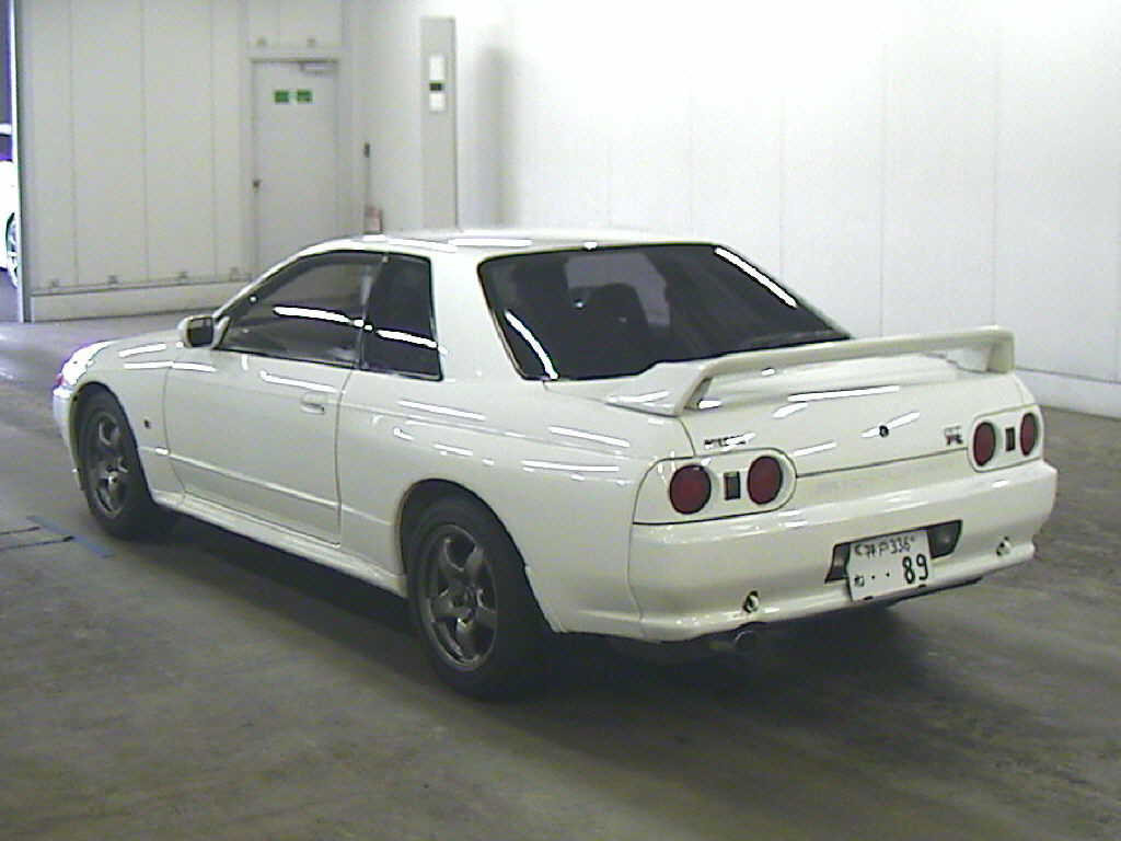 1993 R32 GTR with NISMO Fine Spec engine 2009 auction rear