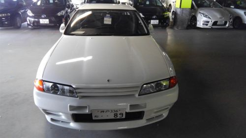 1993 R32 GTR with NISMO Fine Spec engine 2009 front 2