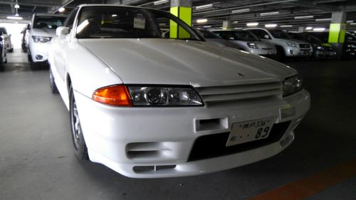 1993 R32 GTR with NISMO Fine Spec engine 2009 front right low