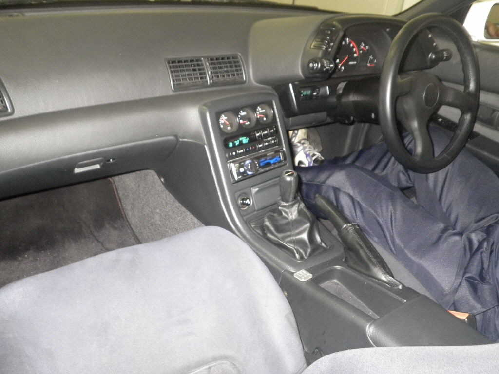 1993 R32 GTR with NISMO Fine Spec engine 2009 interior rear