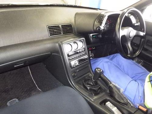 1994 Nissan Skyline R32 GT-R auction interior