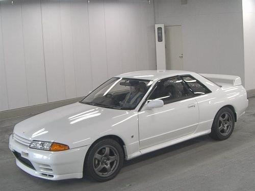 1994 Nissan Skyline R32 GT-R auction left front