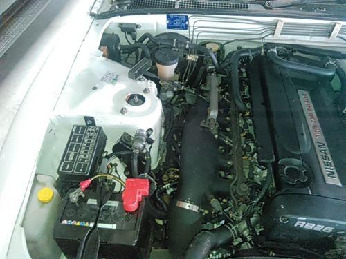 1994 Nissan Skyline R32 GT-R engine bay 2