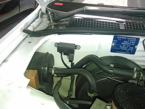 1994 Nissan Skyline R32 GT-R engine bay 3
