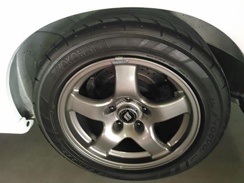 1994 Nissan Skyline R32 GT-R factory wheel 2
