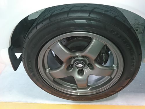 1994 Nissan Skyline R32 GT-R factory wheel