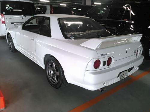 1994 Nissan Skyline R32 GT-R left rear