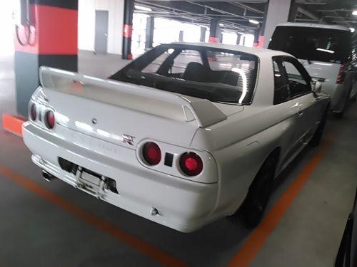1994 Nissan Skyline R32 GT-R right rear