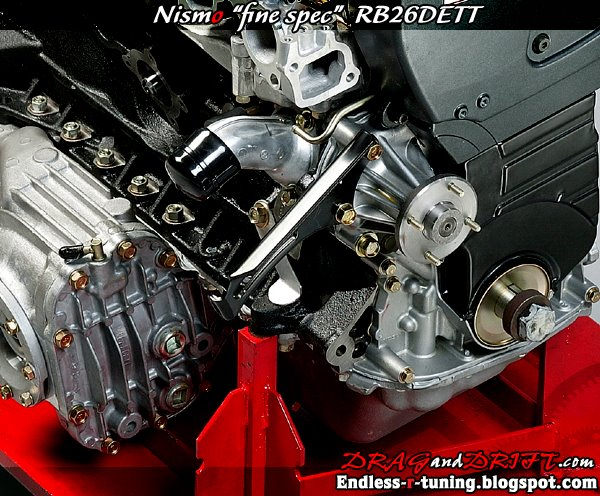 2009 nismo fine spec engine 2