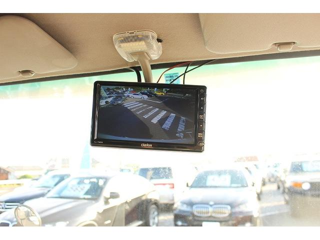 2010 Toyota Camroad motor home TV