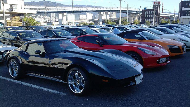 Tour Japan Car Auctions 2