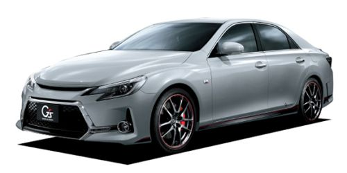 Toyota Mark X import GS