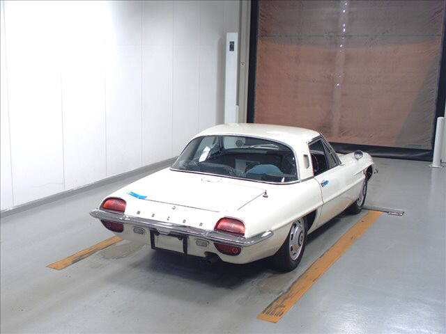1968 Mazda Cosmo Sports L10A coupe auction rear right