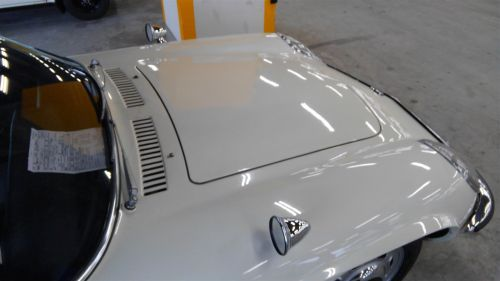 1968 Mazda Cosmo Sports L10A coupe bonnet front