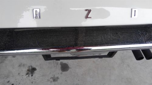 1968 Mazda Cosmo Sports L10A coupe rear bumper