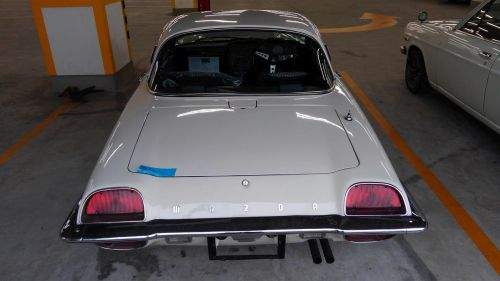 1968 Mazda Cosmo Sports L10A coupe rear