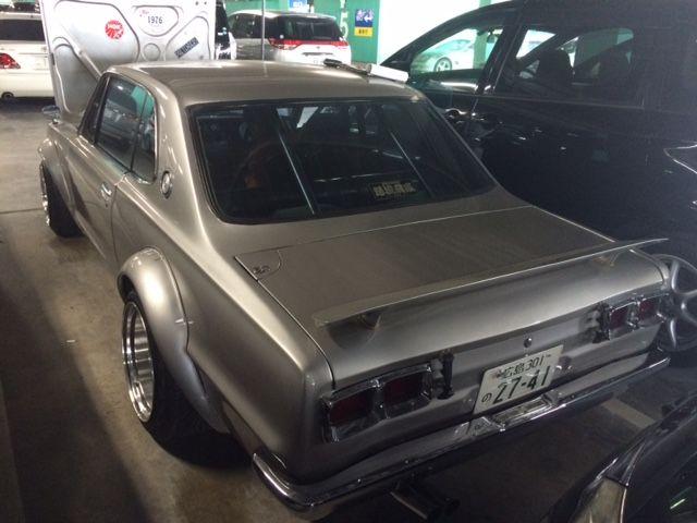 1991 Nissan Skyline KGC10 GT Coupe Japanese classic cars