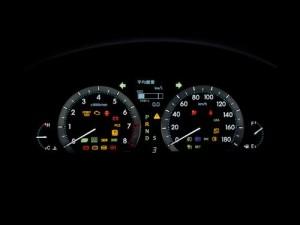 2009 Toyota Crown Majesta instrument cluster2