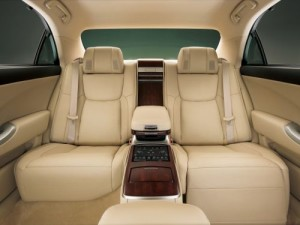 2009 Toyota Crown Majesta interior 4