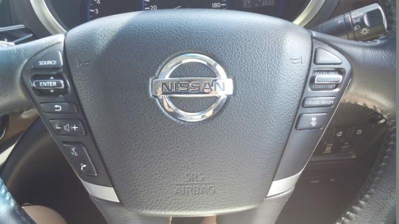 2010 Nissan Elgrand E52 4WD cruise control
