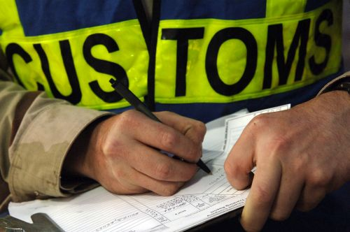 Import Car valuation Customs paperwork