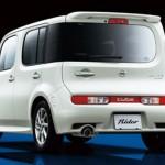 Nissan Cube Z12 AUTECH Rider rear