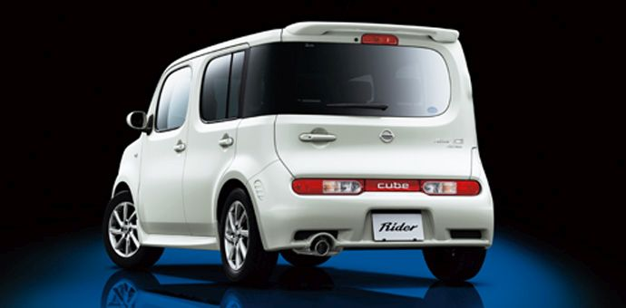 Nissan Cube Z12 2008 Model Information And Specifications